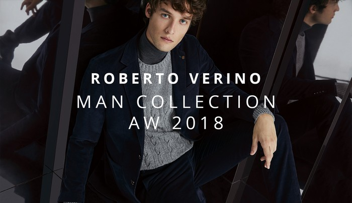 MAN COLLECTION AW 2018