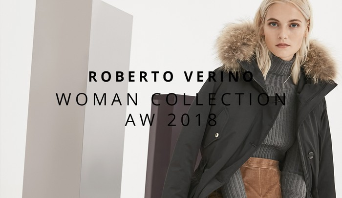 WOMAN COLLECTION AW 2018