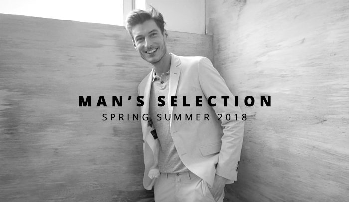 Man's Selection SS2018