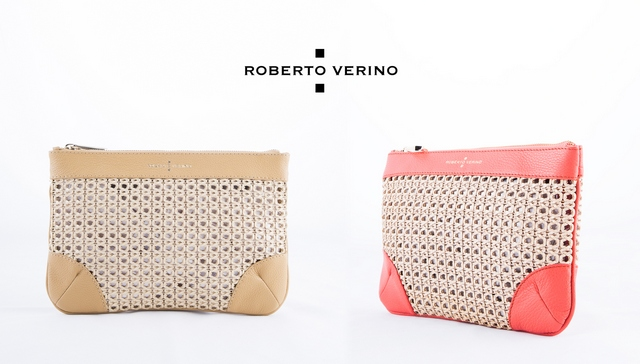 Roberto Verino Clutch Zoe Mix