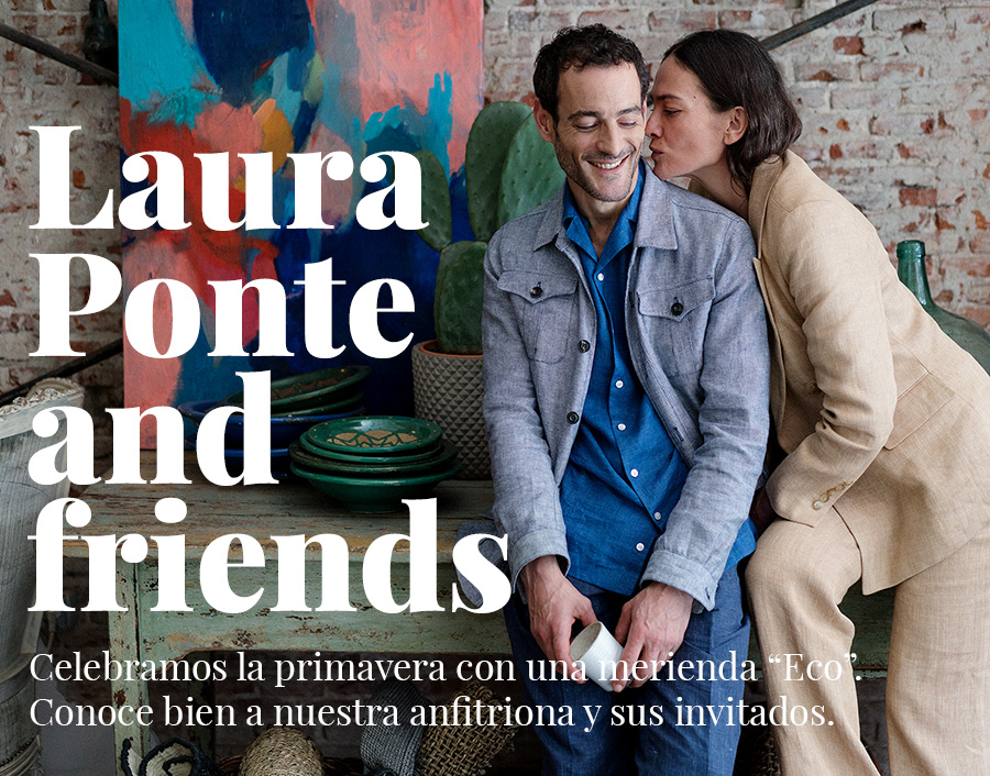 Laura Ponte and friends