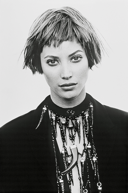 Temporada 93-94 - Modelo Christy Turlington - Roberto Verino