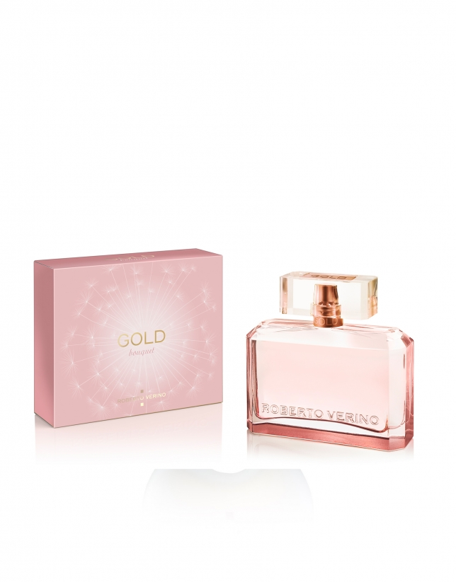 Parfum GOLD BOUQUET 90 ml.
