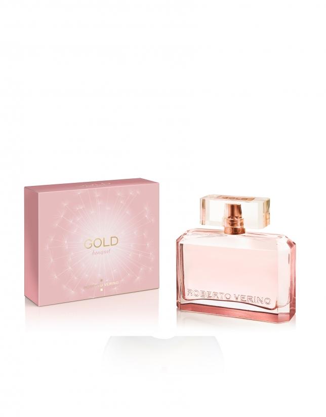 Perfume GOLD BOUQUET 90 ml.