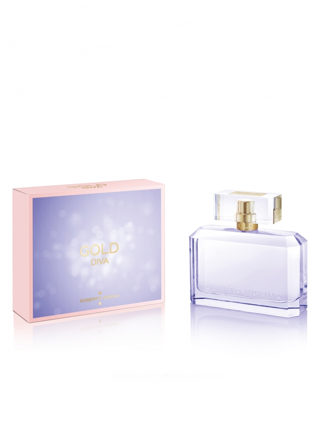 Parfum GOLD DIVA 90 ml.