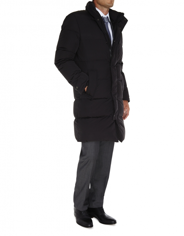 Quilted sport jacket