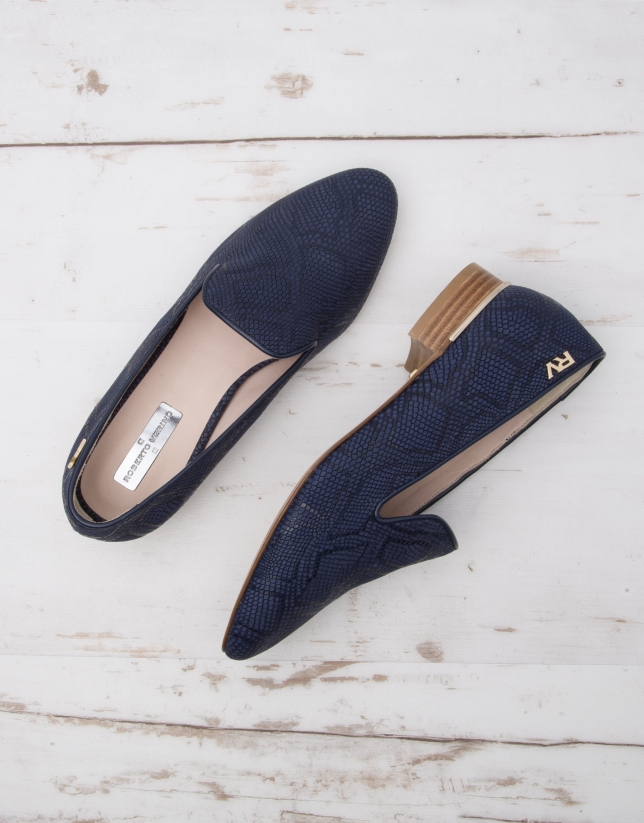 Florence navy blue