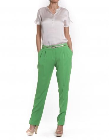 Pantalon à pinces