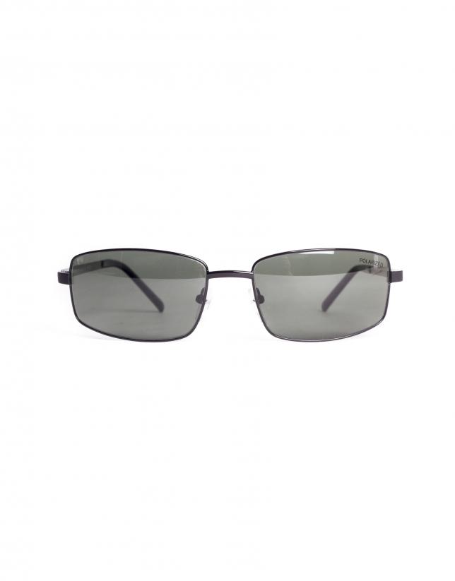 Gafas de sol hombre metal