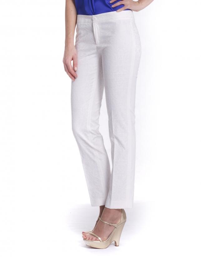 Pantalon Brocart