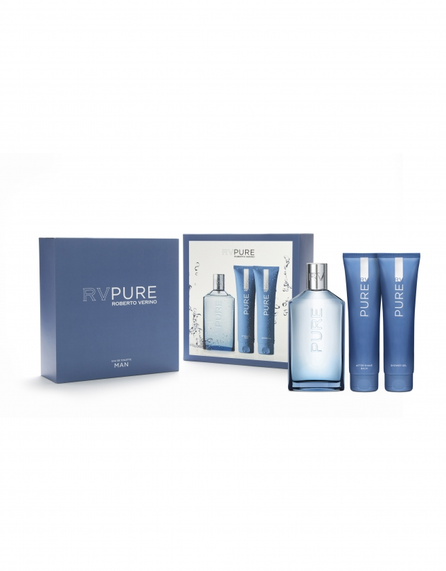 RV PURE MAN SPLASH COFFRET