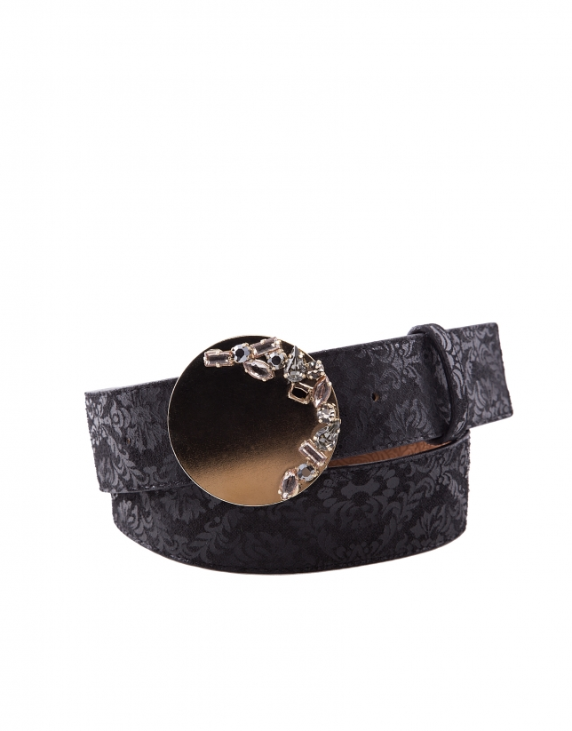 Ceinture chantilly