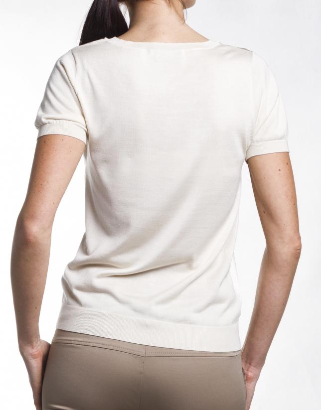 Tee-shirt manches mi-longues