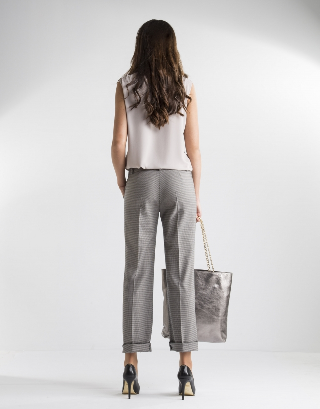 Hounds tooth pants
