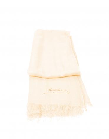 Plain pineapple scarf