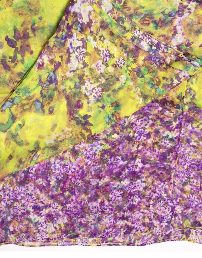 Etole motifs floral