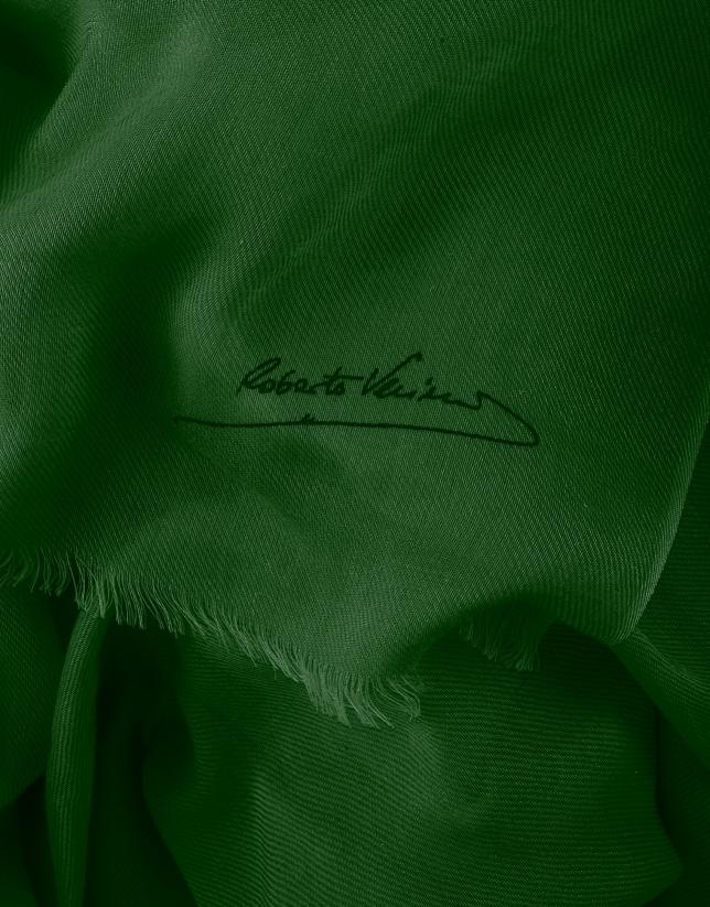 Etole unie, vert foncé
