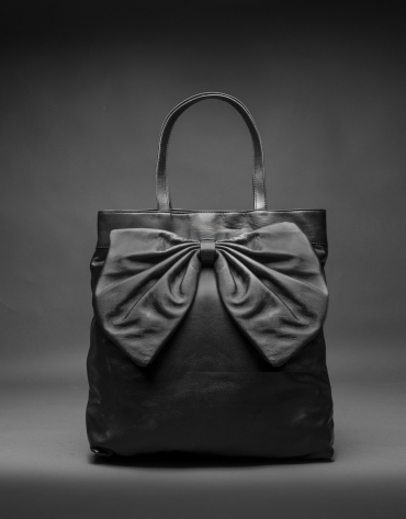 Black Napa Daisy bag