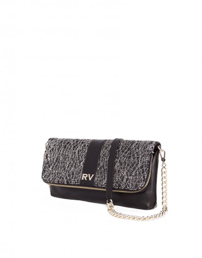 Martina Link black leather.