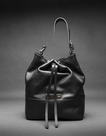 Black napa Adam bag