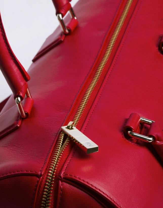 CARMEN ROJO:  Napa bowling bag