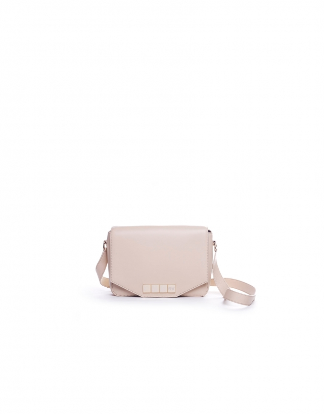 ALICIA CREMA:  Napa shoulder bag