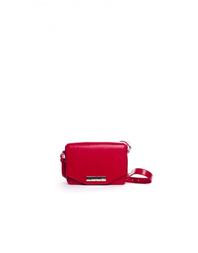 ALICIA ROJO:  Napa shoulder bag