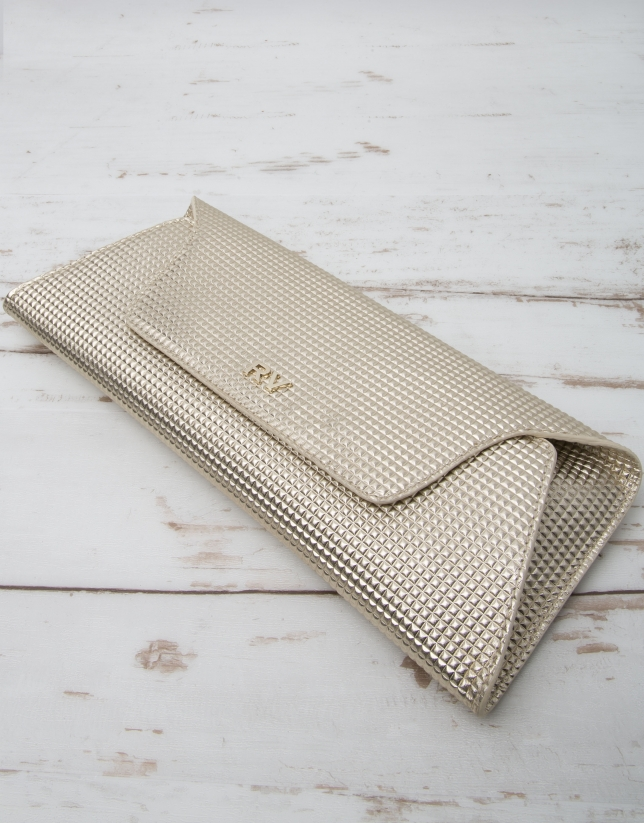 Bella clutch bag