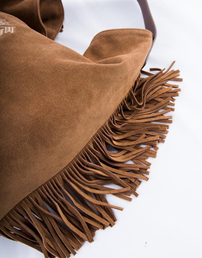 Camel Albert tote bag