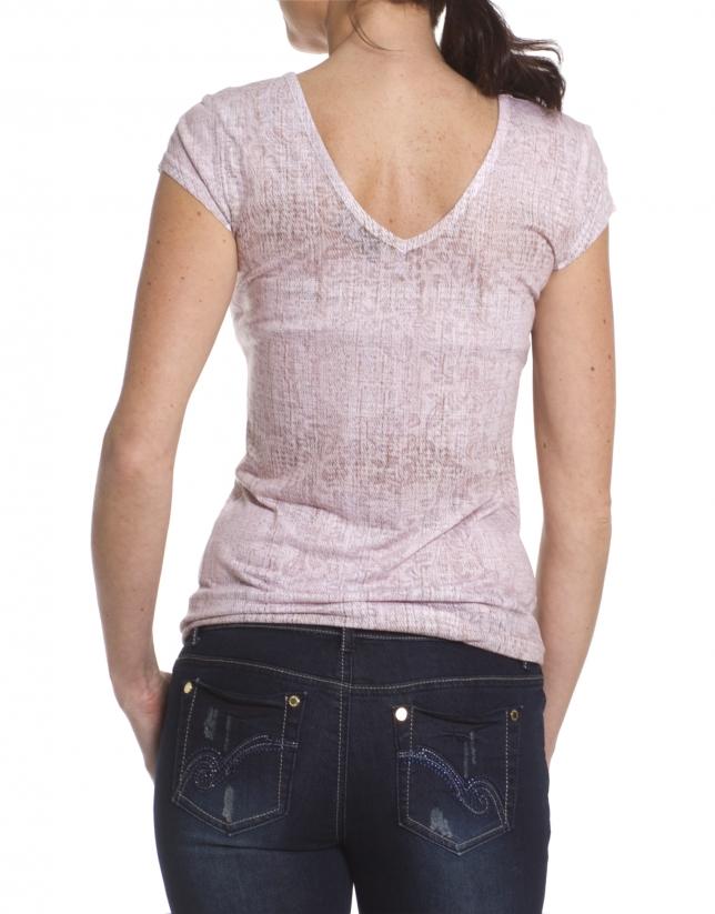 Tee-shirt monogramme RV
