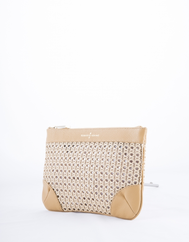 Bolso Clutch Zoe Mix arena