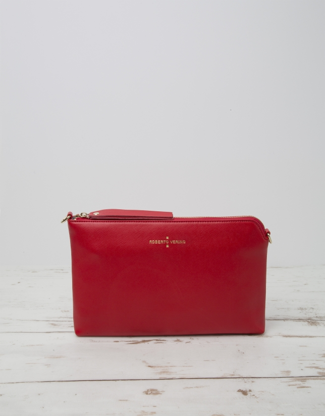 Red Lisa bag