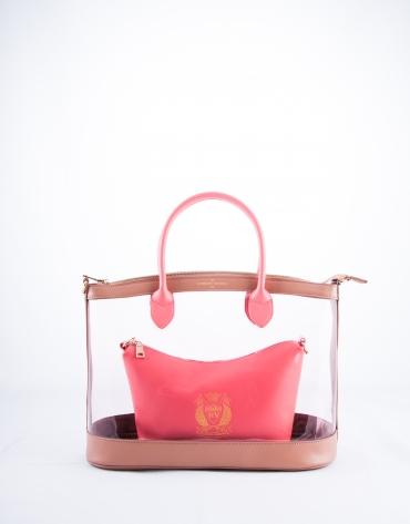 Vera : sac shopping deux pièces