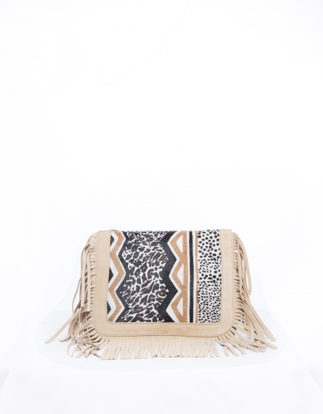 Camel Sara Kenia shoulder bag