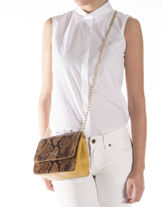 Alba suite shoulder bag