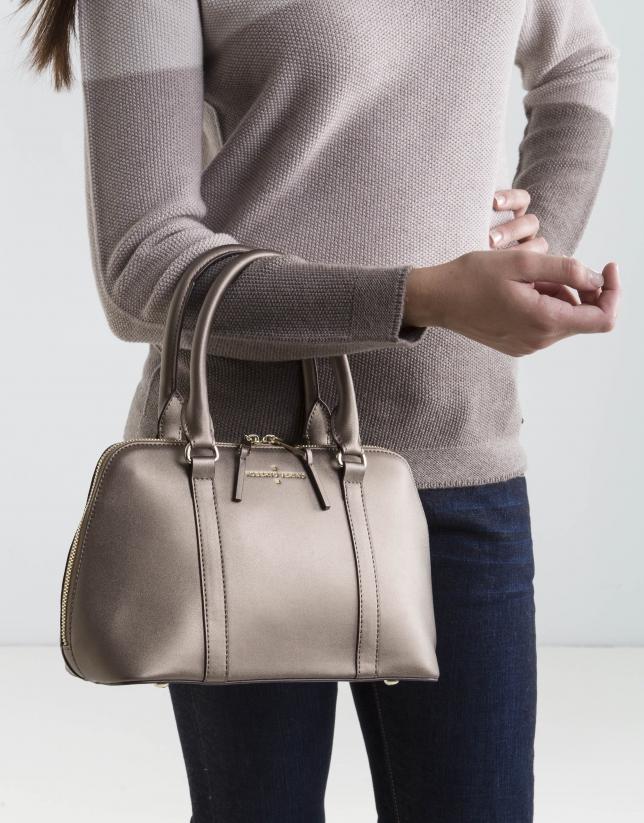 Bronze Lupita bag
