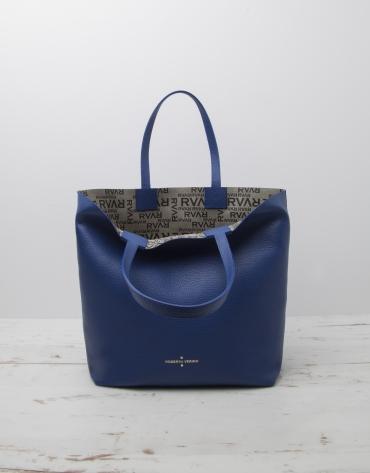 Bolso Uve shopping azul