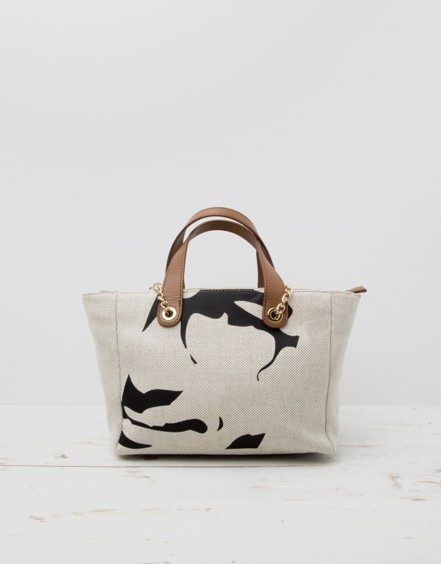 Roberto Mili shopping bag