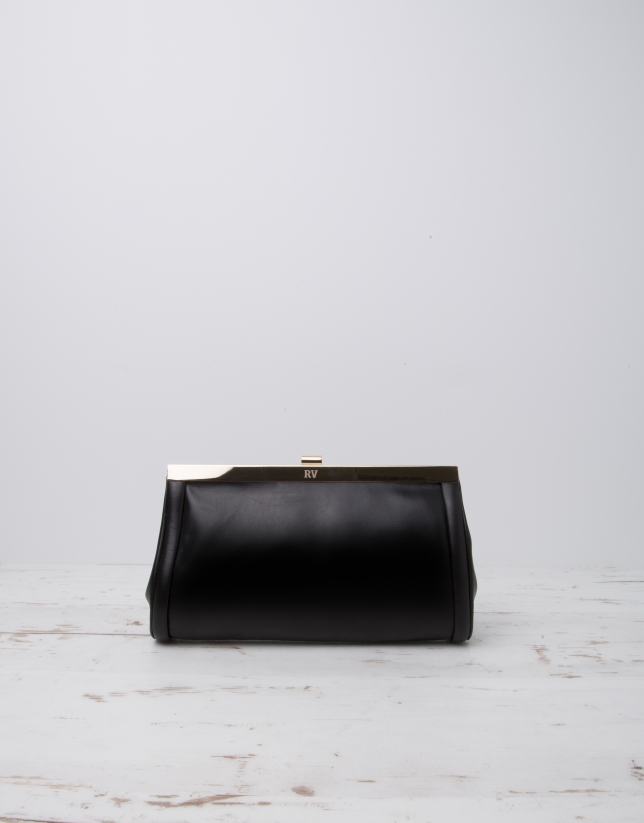 Aurora clutch bag