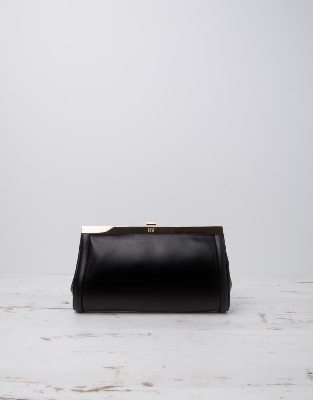 Aurora clutch bag