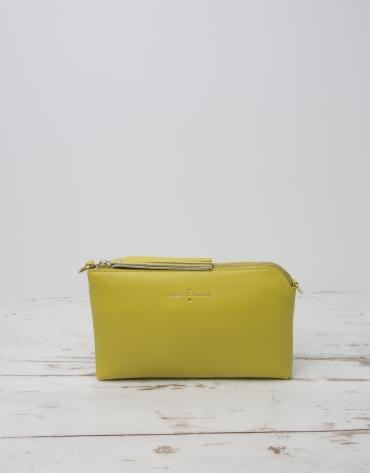 Bolso Lisa Nano amarillo