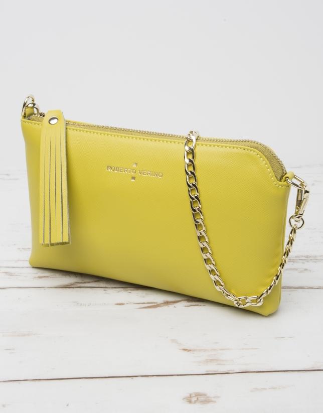 Yellow Nano Lisa bag