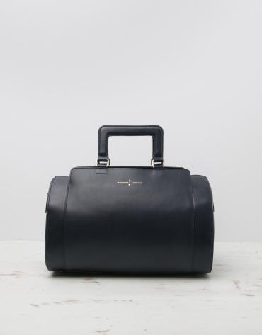 Navy blue Blanchett bowling bag