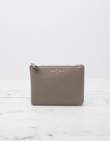 Taupe vanity case