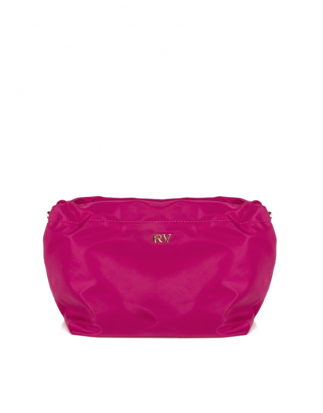 Organisateur de sac rose