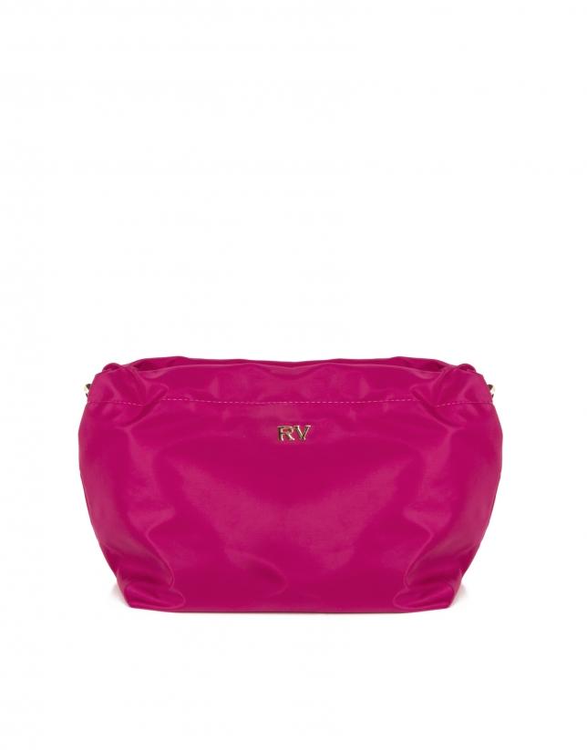 Organizador bolsos rosa