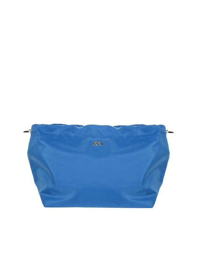Blue bag organizer