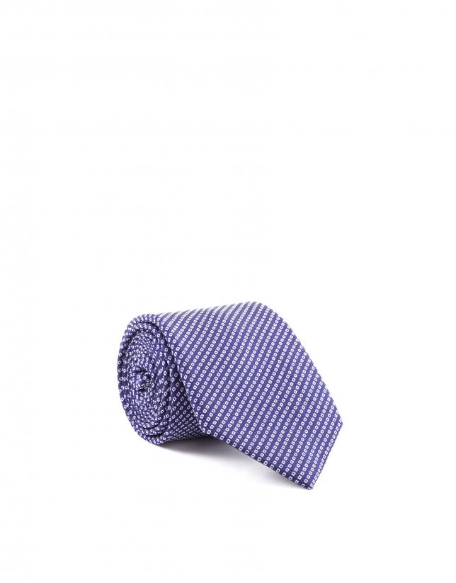 Cravate à motifs