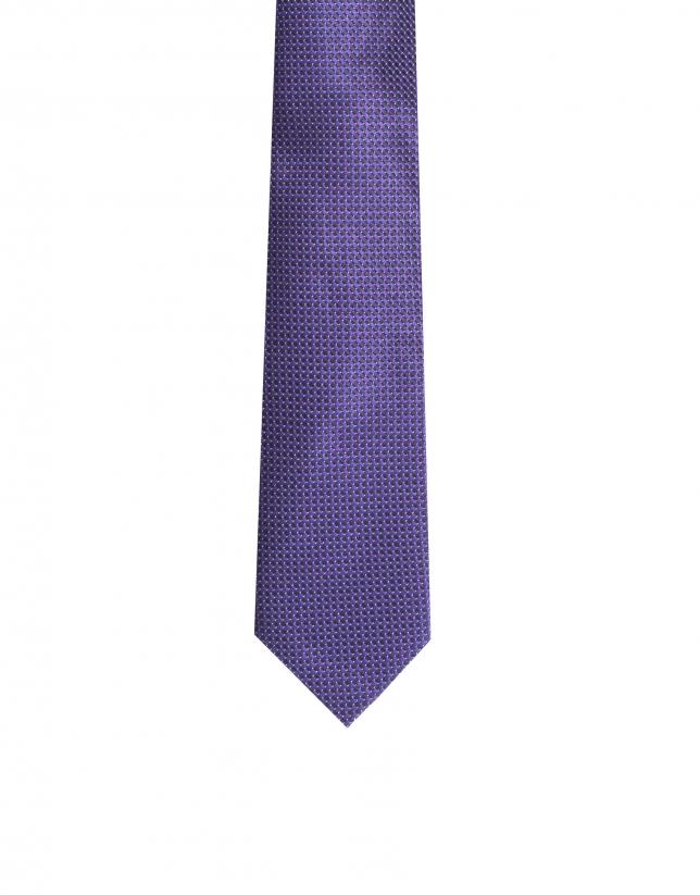 corbata microdibujo
