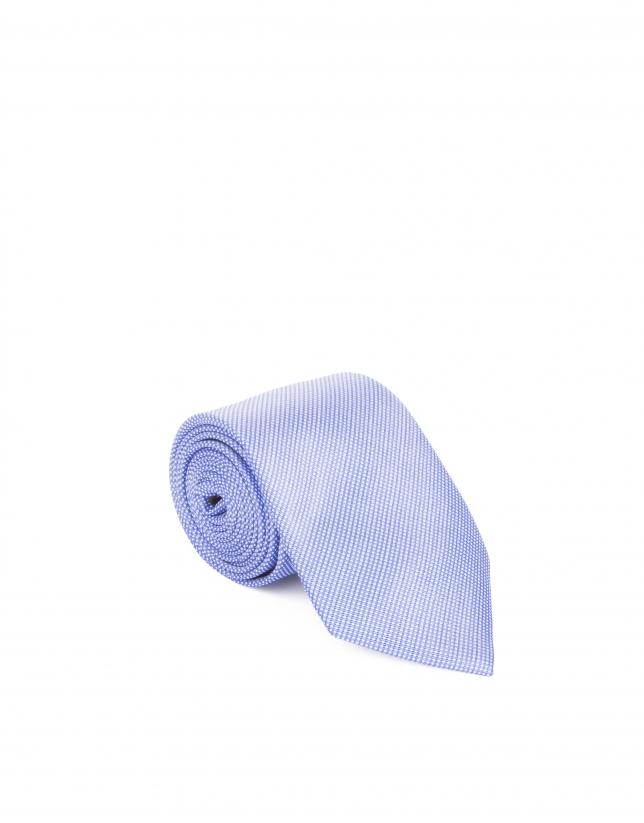 Microprint tie